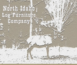 North Idaho Log furniture Company