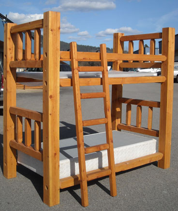 Adirondack bunk beds and more my blog Adirondack bed frame