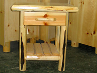 Classic Pine End Tables/Night Stands