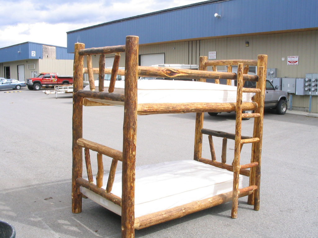 Bunk Beds North Idaho Log Furniture
